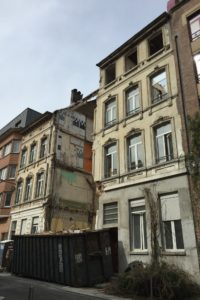 Rue du Vallon, Brussels (Saint-Josse-ten-Noode)