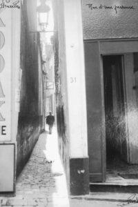 Eenpersoonsstraat, 1962