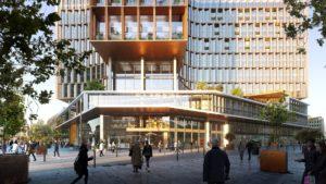 © Binst Architects + Snøhetta