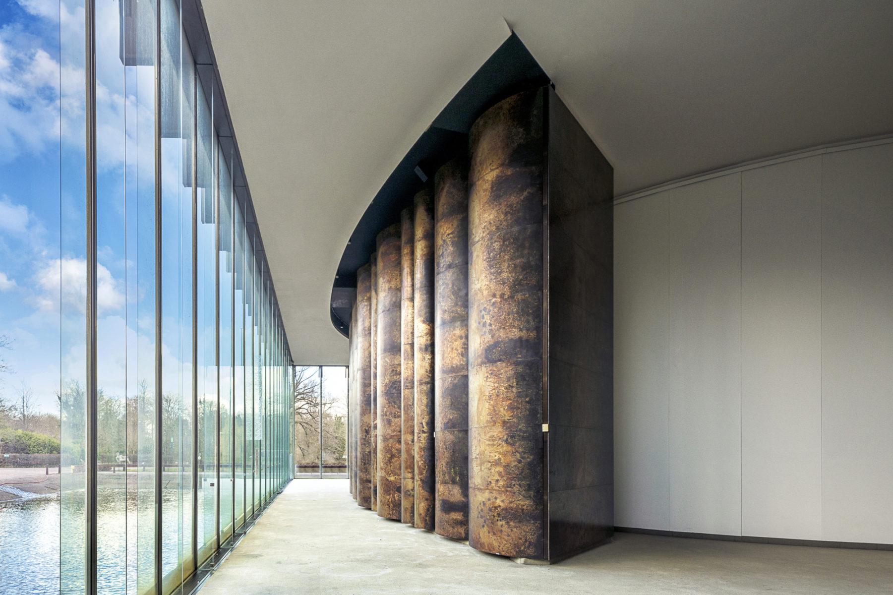 Existing building © Mireille Roobaert